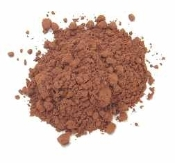 Cocoa Powder Gourmet Raw Certified Organic-Natural-1 lb.-USA